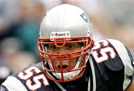 Former New England Patriots linebacker Junior Seau committed suicide last year. He was diagnosed after his death with a brain condition called chronic traumatic encephalopathy.