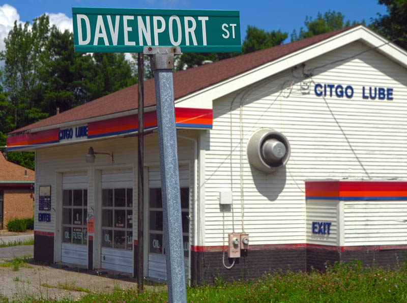 This property at corner of Stone and Davenport Streets in Augusta won't be becoming a Dunkin' Donuts.