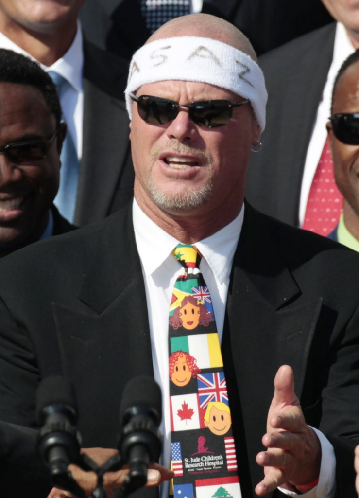 Super Bowl-winning quarterback Jim McMahon has early stage dementia.