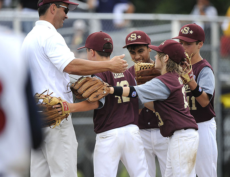 The run to the final four of the New England Little League regional may have ended for Saco, but it took nothing away from what Coach Todd Duchaine and his 11- and 12-year-old players accomplished.