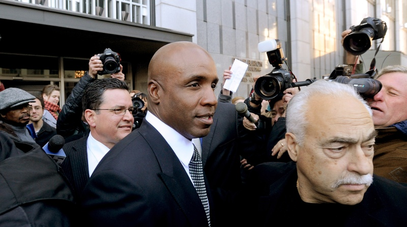 Former baseball player Barry Bonds was convicted of obstructing justice in a government steroids investigation in San Francisco. On Friday, a federal appeals court upheld the conviction.