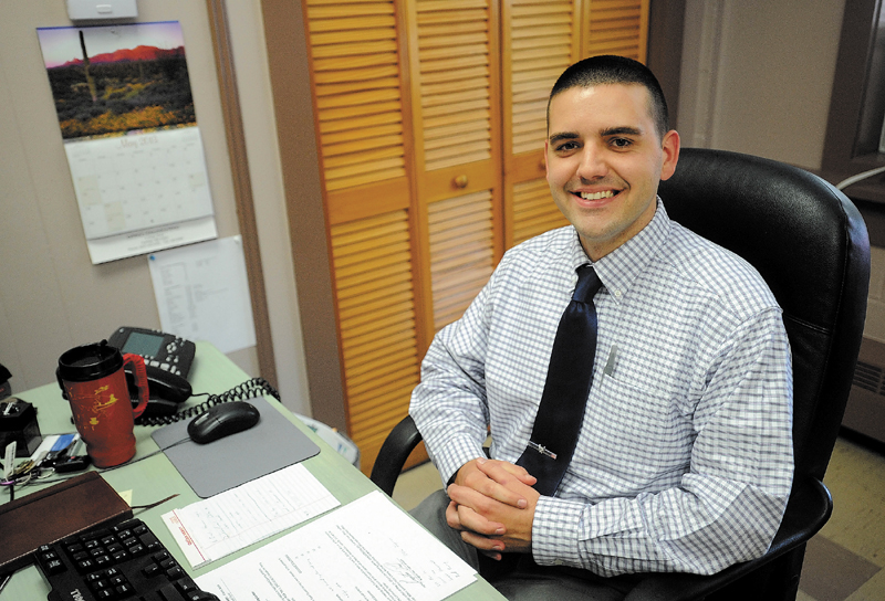 Fairfield Town Manager Josh Reny said a proposed charter commission for town government could look at issues such as the small number of voters who participate in Town Meeting and decide whether changes in the structure of town government should be proposed at the town election next year.