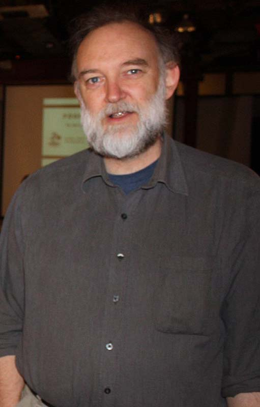 Russell Libby pictured in 2012