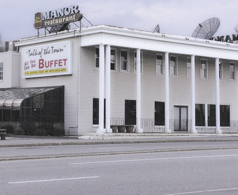 The former John Martin's Manor on College Avenue in Waterville has been purchased by Michael and David Palmer, who await closing on the property in 30 days, and don't have specific plans for the property's future, David Palmer said today.
