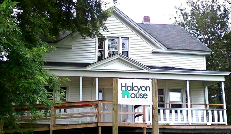 Halcyon House in Skowhegan is being closed.