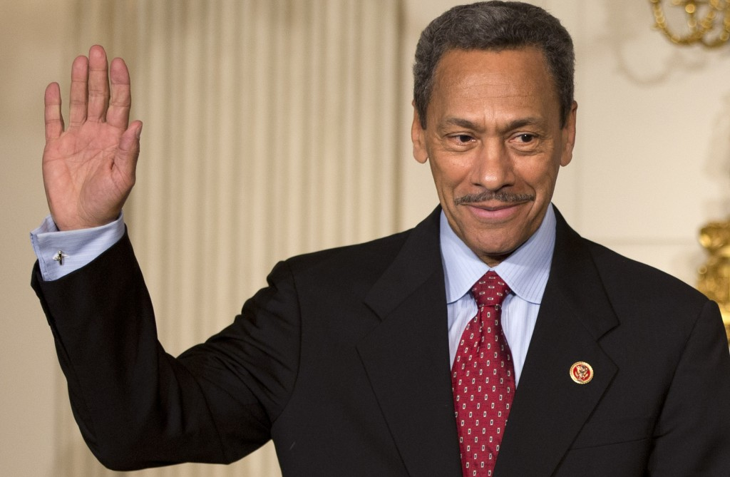 President Obama's pick for the Federal Housing Finance Authority director, Rep. Mel Watt, D-N.C., is blocked by Republicans from taking the post.