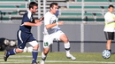 IMPACT PLAYER: Watervile senior High School graduate BLake Hart is having a strong season as a sophmore for the Castleton State men's soccer team which won the North Atlantic Conerence title.
