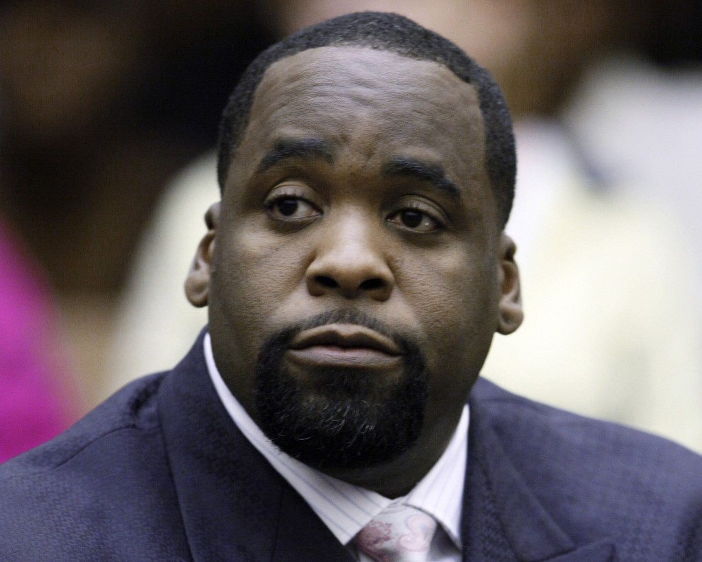 "Former Detroit Mayor Kwame Kilpatrick operated a years-long scheme to shake down contractors and reward allies. Federal prosecutors dubbed it the ""Kilpatrick enterprise."""