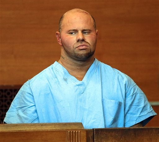 Jared Remy appears at Waltham District Court for his arraignment on Aug. 16, 2013, in Waltham, Mass.