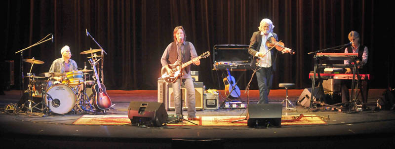 The Nitty Gritty Dirt Band performs Thursday night at the Waterville Opera House.