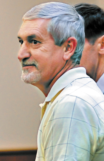 Former Fairfield police Chief John Emery entered a guilty plea to operating under the influence in Skowhegan District Court on Sept. 18.