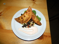 Empanadas have an authentic taste