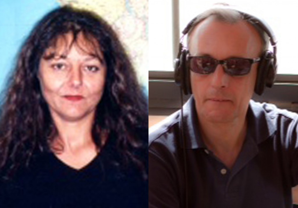 This combination of undated photos provided by Radio France International shows journalists Ghislaine Dupont, left, and Claude Verlon. French and Malian officials said gunmen in Kidal, northern Mali abducted and killed the two French radio journalists on assignment Saturday, Nov. 2, 2013, grabbing the pair as they left the home of a rebel leader.
