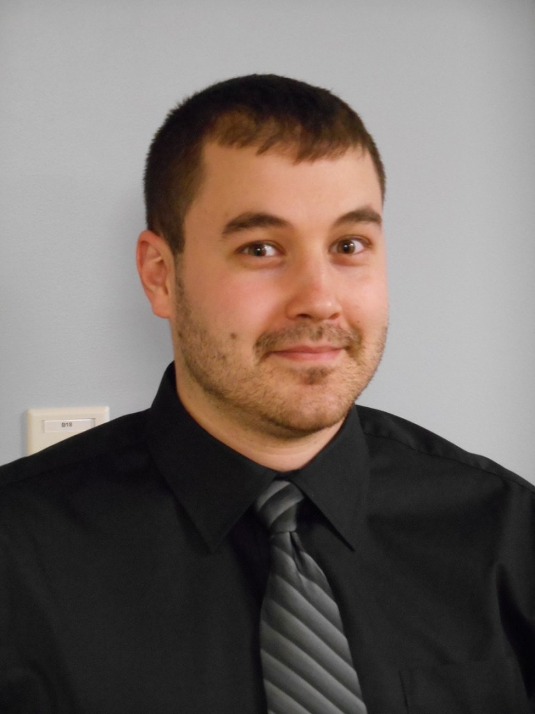 Detective Josh Woods of the Waterville Police Department.