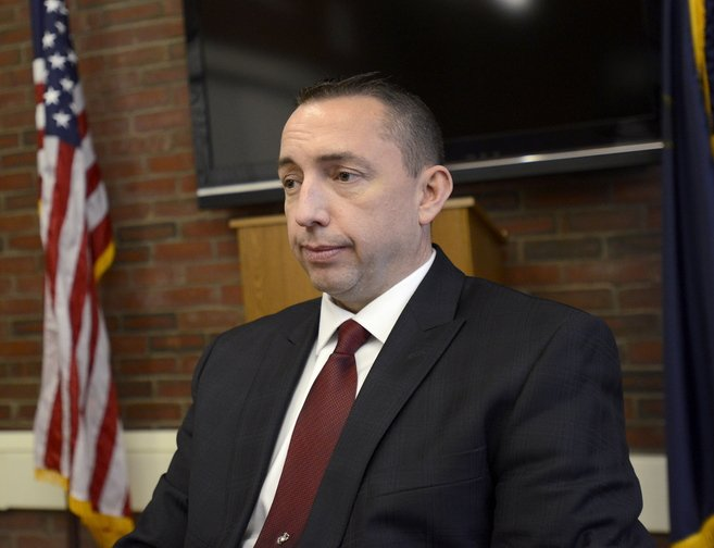 Portland police Chief Michael J. Sauschuck said Wednesday that his department will continue to enforce state laws on marijuana.