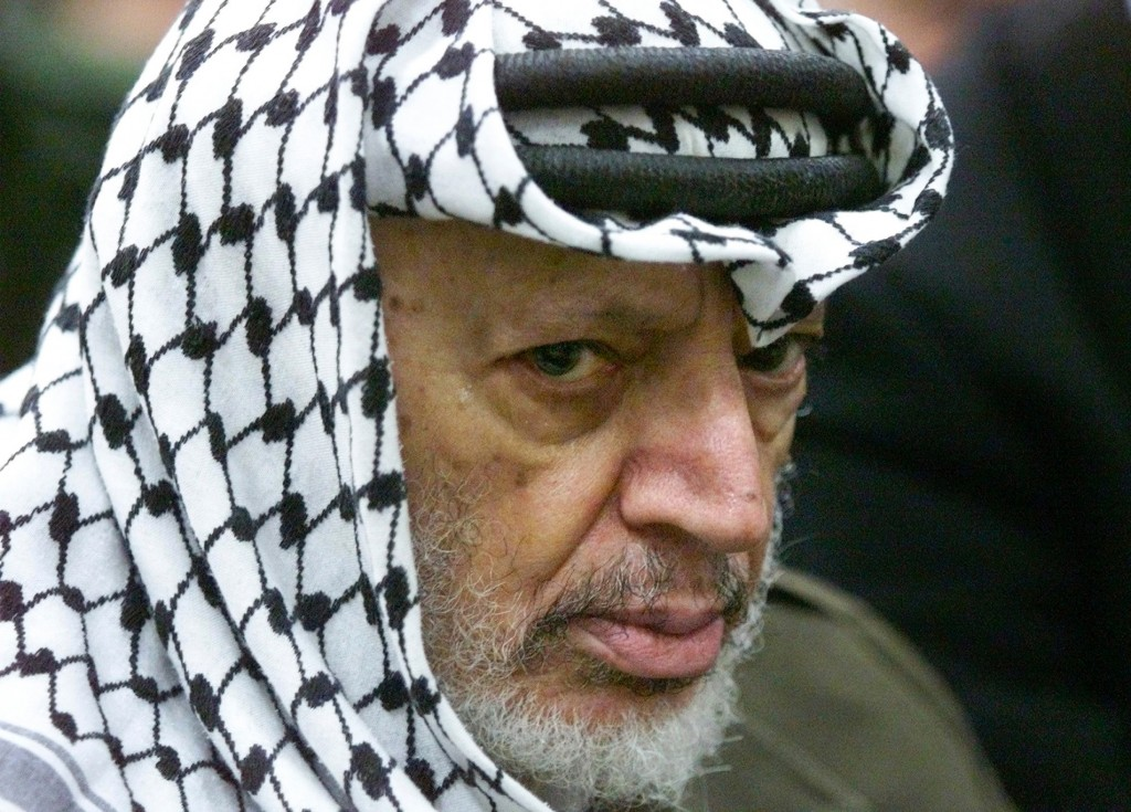 The death of Palestinian leader Yasser Arafat in 2004 has been the cause of much speculation that he was murdered. Al-Jazeera is reporting that a team of Swiss scientists has found moderate evidence that Arafat died of poisoning.