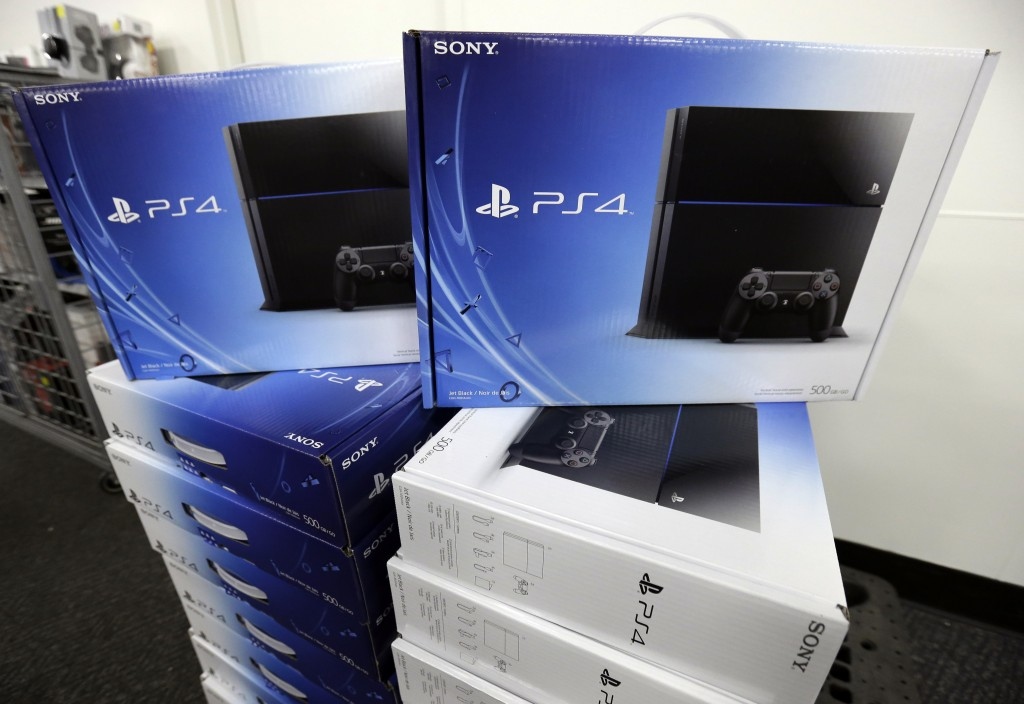 Sony Playstation 4 came out Friday and Sony said it sold 1 million consoles in the first 24 hours.