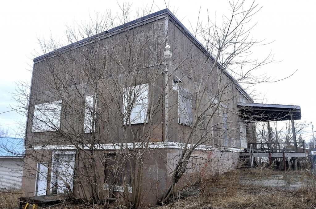 FUNDRAISING SLOWS: The future home of the Interfaith Food Pantry in Fairfield.