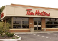 Tim Hortons now has 25 franchisee-owned restaurants in Maine. A spokesman says the company is not considering leaving the state altogether.