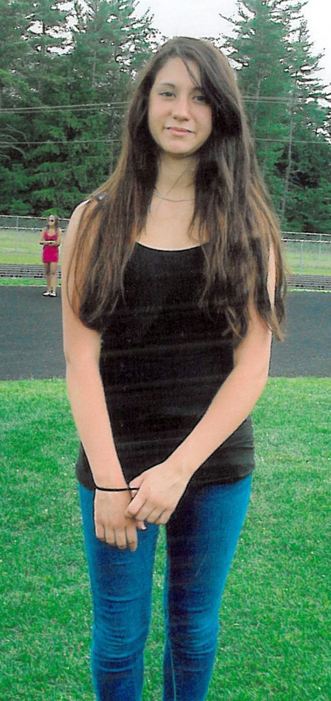Fifteen-year-old Abigail Hernandez was last seen after leaving Kennett High School in North Conway, N.H., on Oct. 9.