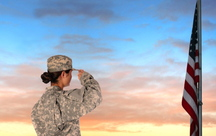 As more women join and leave the military, the Department of Veterans Affairs reports that female veterans face more homelessness than their male counterparts.