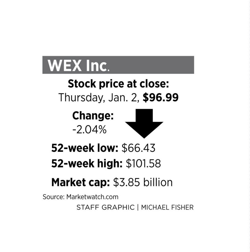 New CEO aims to keep Wex growing - CentralMaine com