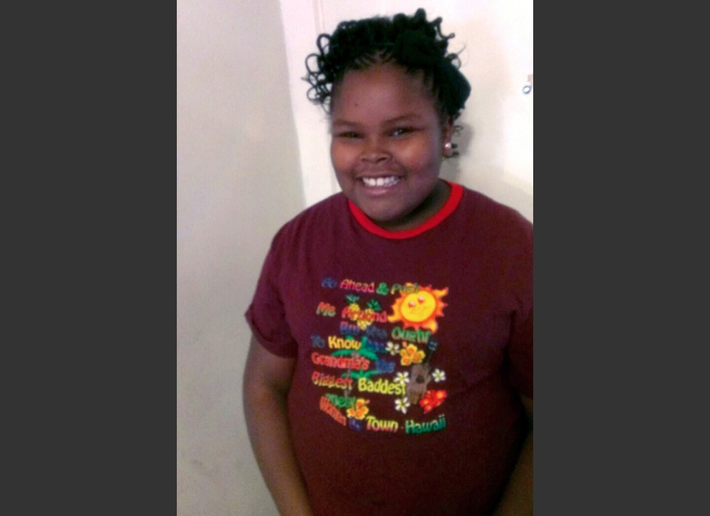 The Associated Press This undated file photo provided by the McMath family and Omari Sealey shows Jahi McMath.