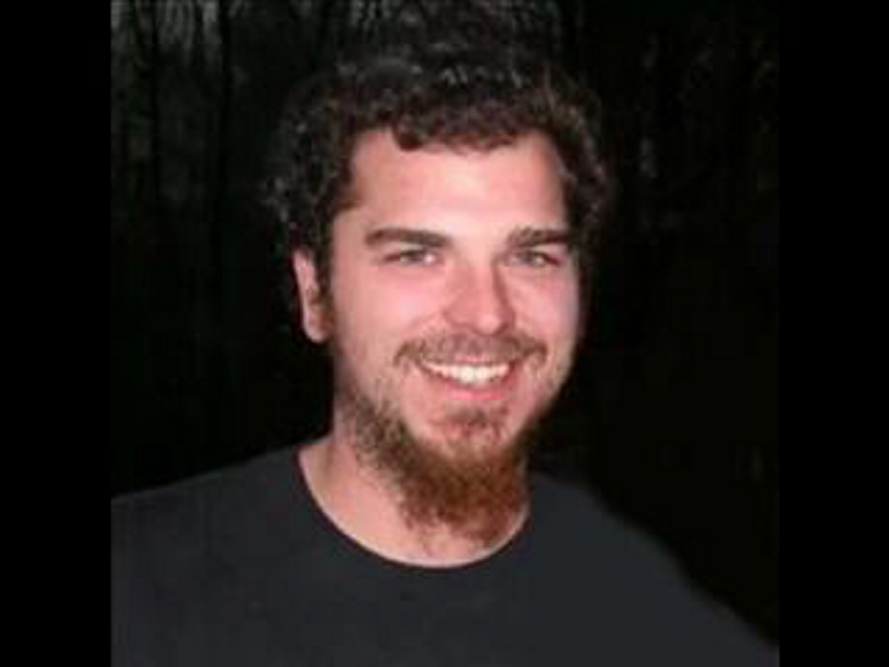 """Timothy """"Asti"""" Davison, 28, above, was described by relatives as a caring, outgoing and peaceful person."""