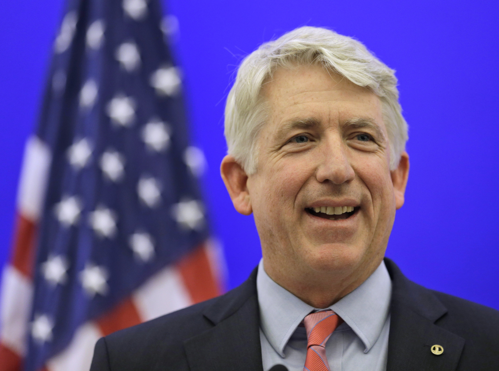 Virginia Attorney General Mark Herring says he will no longer defend the state's ban on same-sex marriage in federal lawsuits challenging it.
