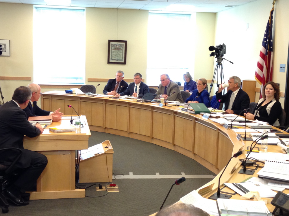 The Legislature's Government Oversight Committee on Friday questions officials from the Maine Department of Health and Human Services as part of a probe into a report that found that the state's Center for Disease Control and Prevention shredded documents used to justify $4.7 million in grant funding to regional health programs.