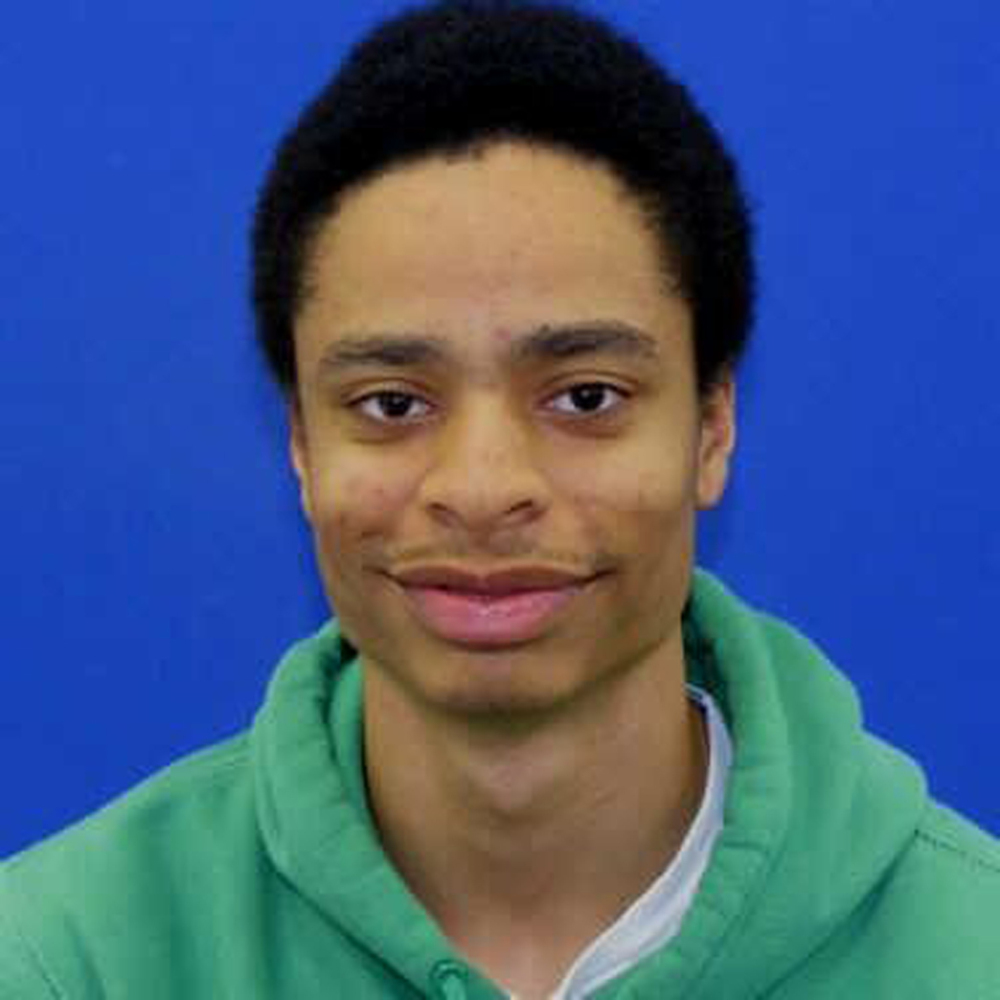 This photo released by the Howard County Police shows shooting suspect Darion Marcus Aguilar, 19, of College Park, Md.