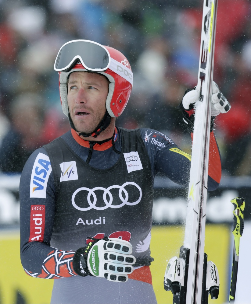 Bode Miller: Skier Bode Miller Shedding The 'Bad Boy' Image