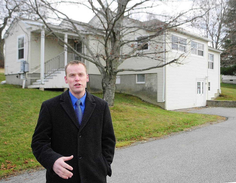 HOUSING PROPOSALS: Rep. Corey Wilson, R-Augusta, wants to turn four former group homes into shelters for homeless veterans, but a legislative committee will consider a competing plan Wednesday that seeks to turn the buildings into transitional homes for the mentally ill.