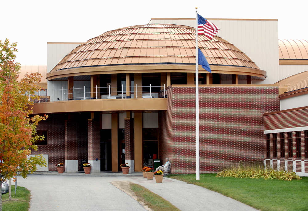 Bridgton Hospital is one of Maine's critical access hospitals.