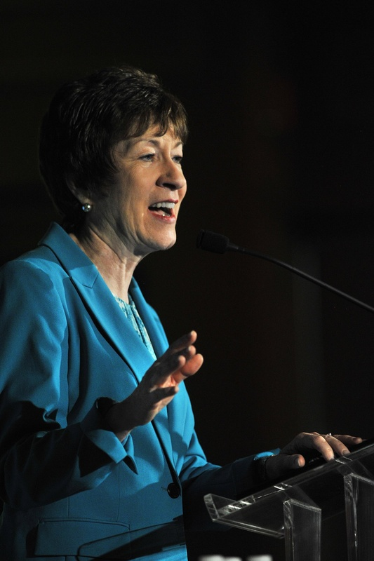 U.S. Sen. Susan Collins, R-Maine, is a cosponsor of a bill to extend unemployment benefits for the long-term unemployed.