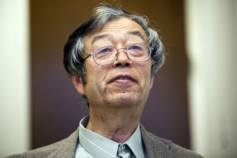 Dorian S. Nakamoto, interviewed in Los Angeles, says he had never even heard of the digital currency bitcoin until three weeks ago.