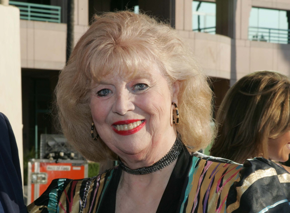 """A veteran stage, film and TV performer Sheila MacRae was best known for playing Alice Kramden in the 1960s re-creation of """"The Honeymooners."""" She died on Thursday at age 92."""