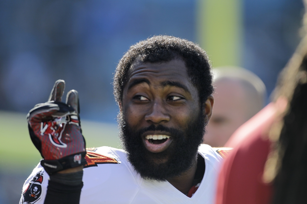 NEW MONEY: Darrelle Revis, who signed a deal with the New England Patritos, is one of many free agents bolstering their bank accounts this offseason in the NFL.