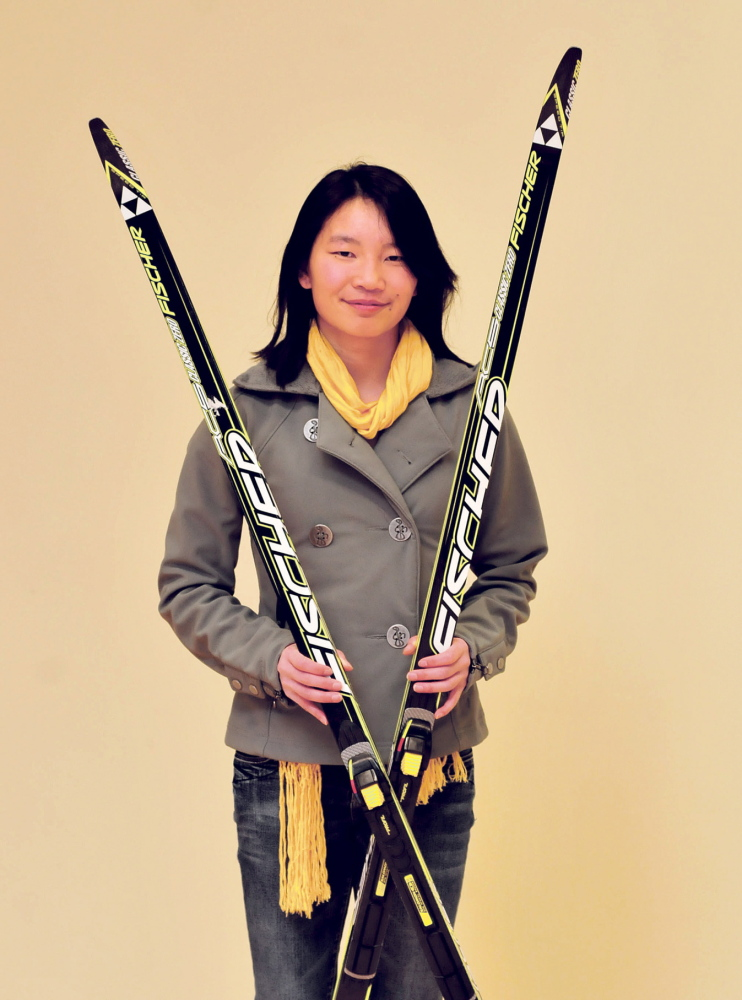 Skier of the Year: Sarah Wade is Morning Sentinel Girls Nordic Skier of the Year.