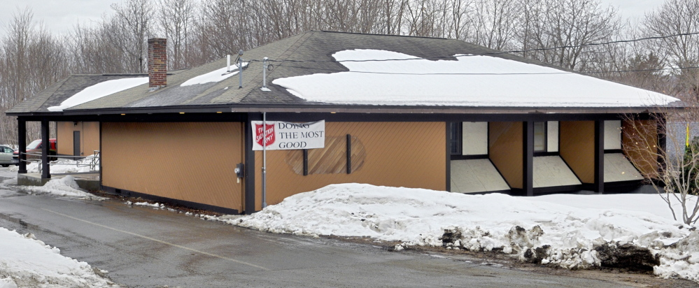 OPEN HOUSE: Salvation Army Capital Region Corps has relocated to 36 Eastern Ave. in Augusta. The Salvation Army is moving from North Pearl Street to the former Kingdom Hall of Jehovah's Witnesses.
