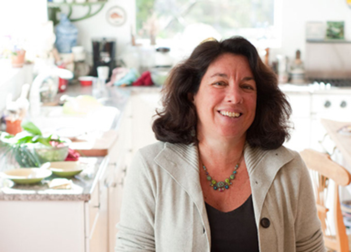 """Kathy Gunst has received a James Beard Award nomination in the Broadcast and New Media category for her work on the Boston radio show """"Here & Now."""""""