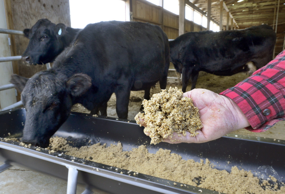 Jeffrey Smith of the Institute for Responsible Technology ... |Farm Animals Eating Corn