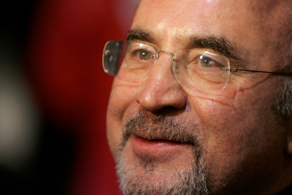 Britain's Bob Hoskins claimed he got his break as an actor by accident – while watching a friend audition for a play, he was handed a script and asked to read, and got the lead role.