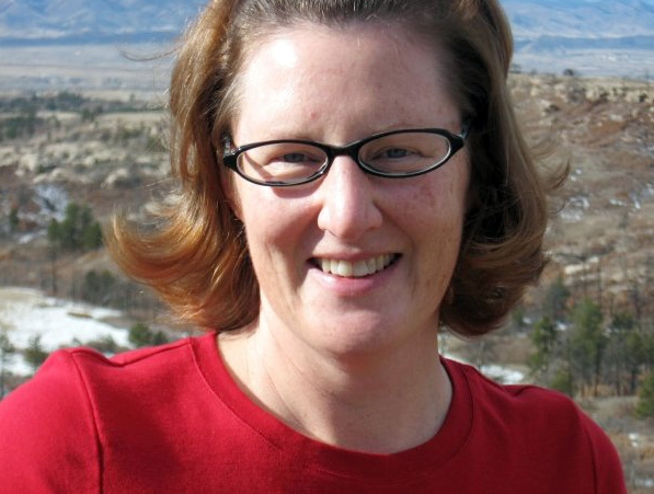 An undated photo provided of Kristin Hopkins provided by her family.