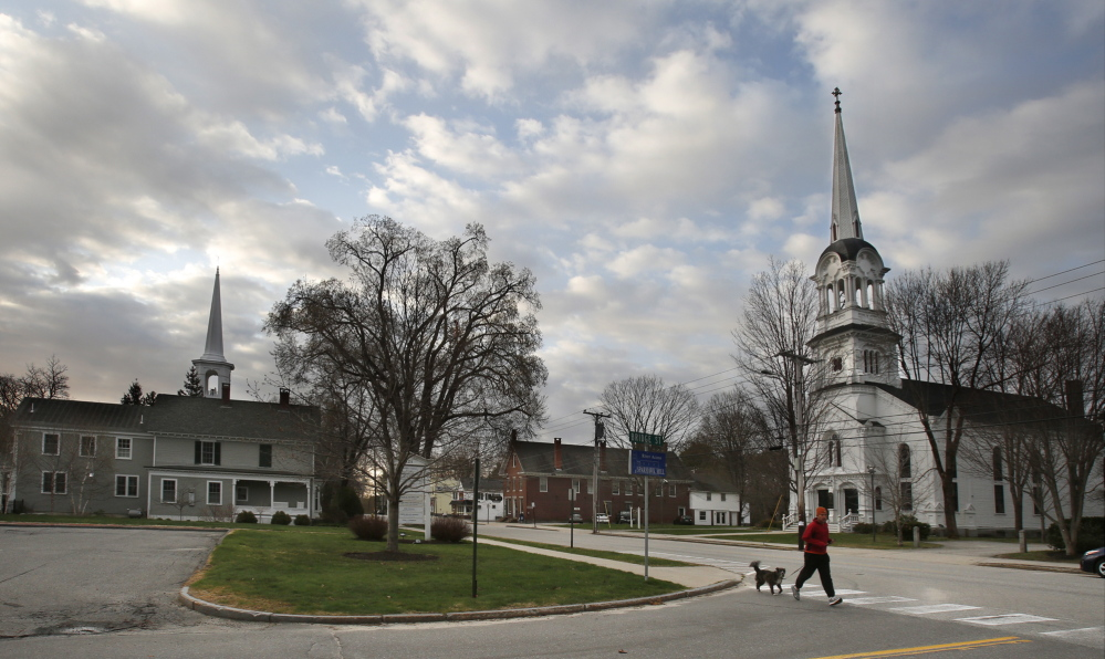 Located on the Route 1 and Interstate 295 corridors, Yarmouth is known for its distinctive downtown, its well-regarded schools, high property taxes and the annual clam festival.