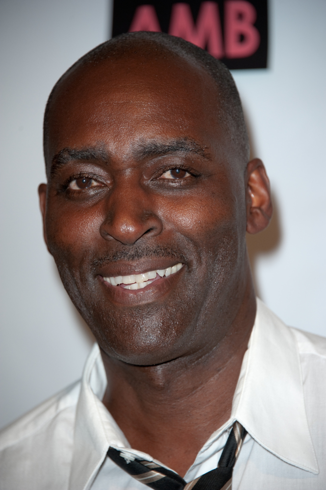 In this Oct. 6, 2012 photo, actor Michael Jace attends WordTheatre presents Storytales at Ford Amphitheatre in Los Angeles.