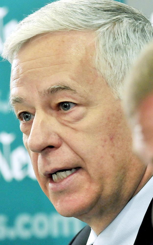 'The systemic failures in our VA system are inexcusable and must be fixed immediately,' Michaud says.