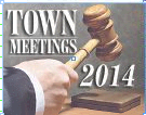 Town Meeting 2014