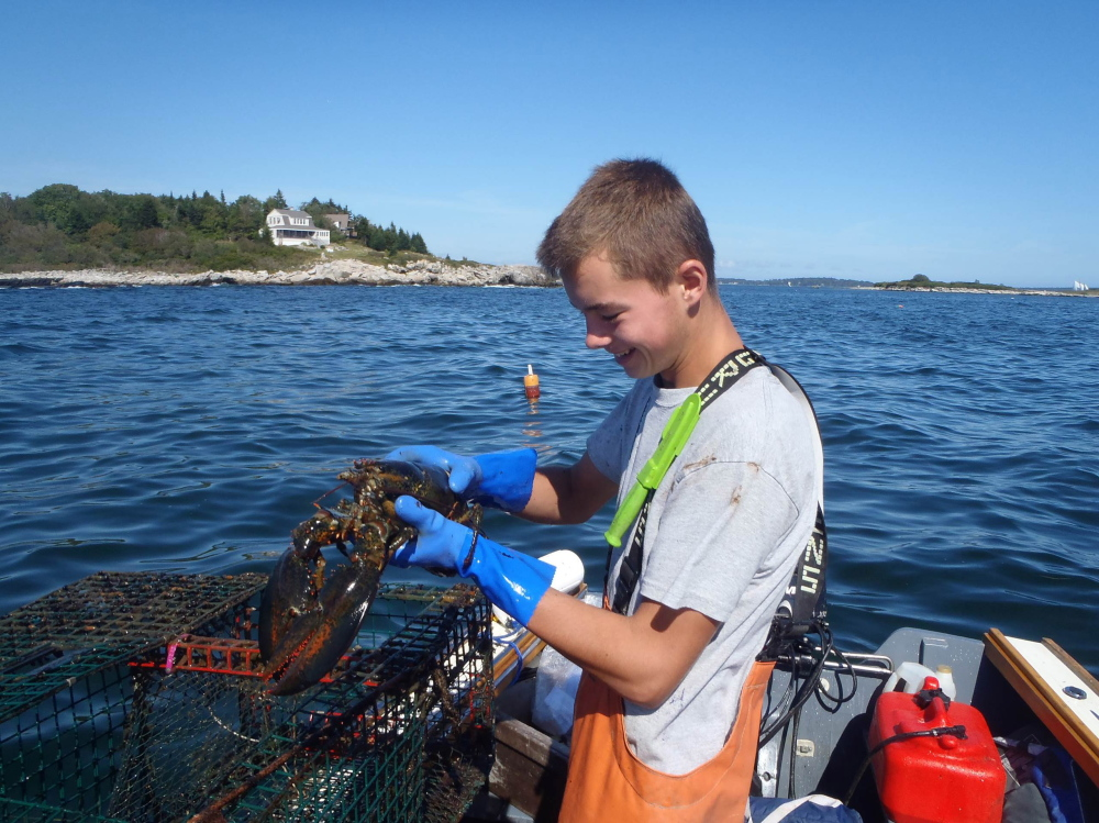 "Benjamin LaMontagne, 18, died Feb. 22 after complications from oral surgery. Among his diverse interests were lobstering, which he did as a sternman, and hauling traps by hand in his skiff that he named the ""Hurdy Gurdy."""