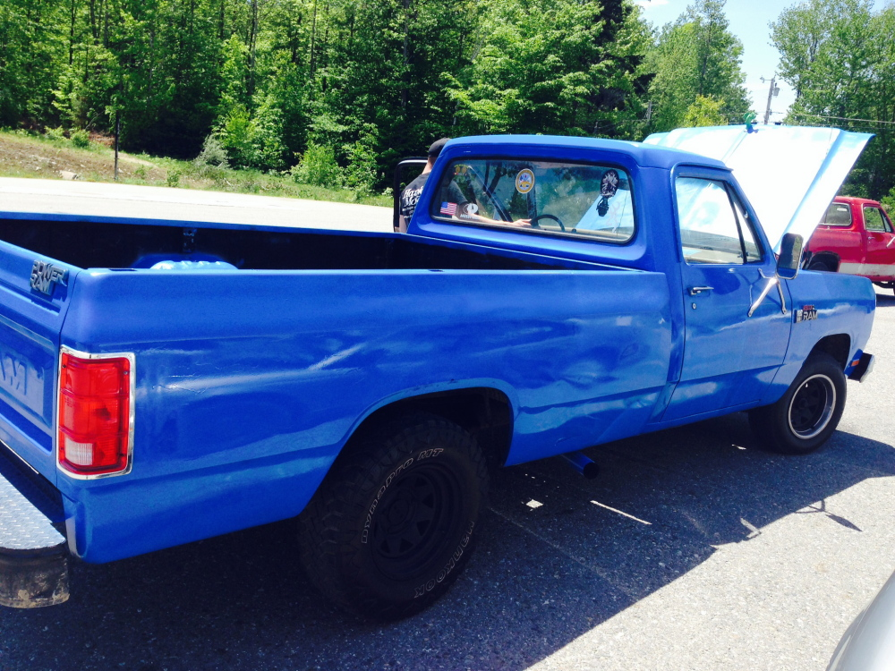 ILLEGAL ILLUMINATION: Richmond Police want to hear from anyone who might have been stopped by a privately owned pickup truck with illegal blue lights in the grill.